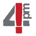 Hodinky 4pm logo